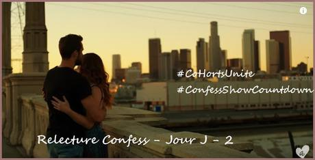 Relecture Confess - Jour J - 2