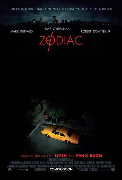 ZODIAC (2007) ★★★☆☆