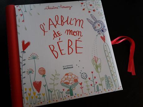 L'objet de la semaine #27 : L'album de mon bébé