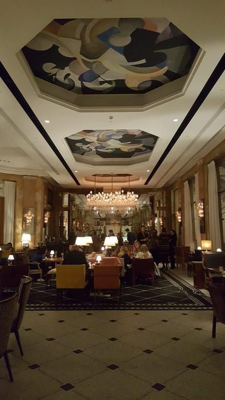 Les Heures, le bar à cocktails du Prince de Galles, se réinvente.