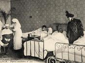 infirmières Grande Guerre, anges blancs»