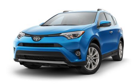 Toyota Prius et Rav4 Hybride 2017