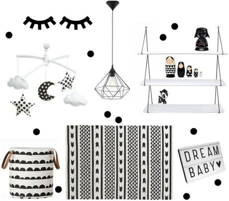 Inspirations Black & White