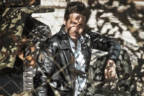blouson cuir homme duchovny
