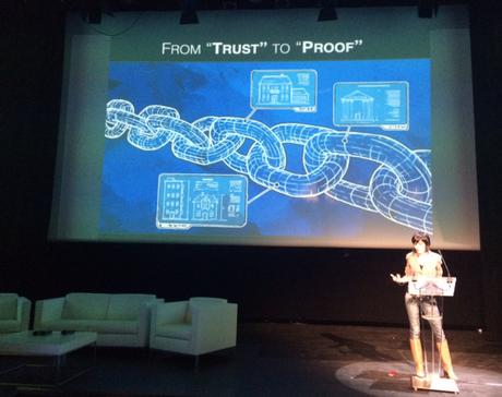 blockchain proof