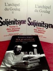 Alexandre Sojenitsyne Sept vie en un siècle - Bertrand Le Meignen