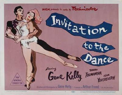 Invitation à la danse - Invitation to dance, Gene Kelly (1956)