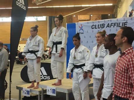 1/2 finale du Championnat de France Juniors