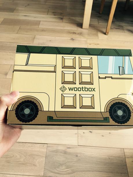 La Wootbox d'avril est arrivée et sans plus attendre, voici son contenu.