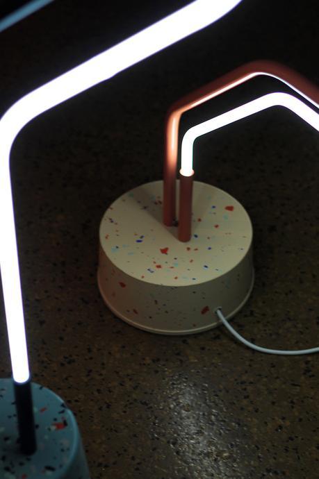 La gamme de luminaires du studio And Anti Matter