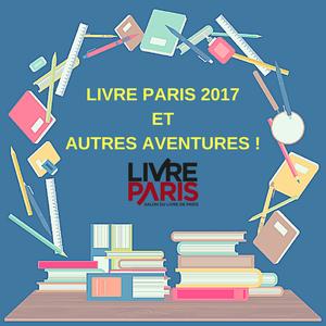 [SALON] Bateau, thèse, Livre Paris… une semaine bien chargée !