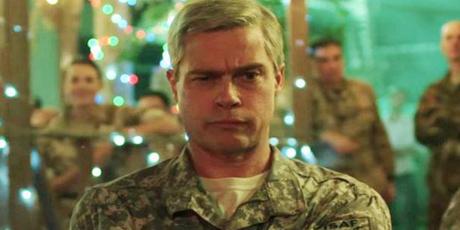 ON A VU POUR VOUS : War Machine Starring Brad Pitt (Netflix)