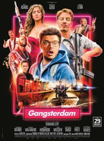 Cinéma : Gangsterdam, la critique