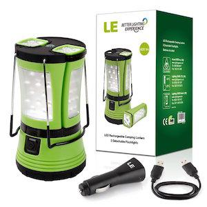 lanterne camping LED