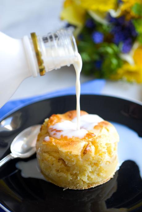 Gâteau aux pommes de Monique