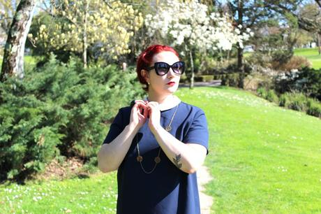 blog-mode-nantais-robe-kiabi-bleue-marine-col-claudine