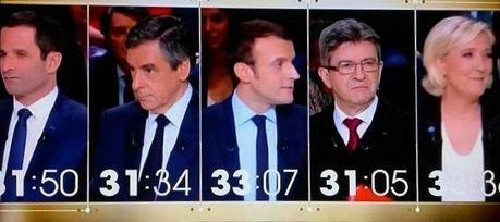 Présidentielle 2017 : l'unique débat à cinq (2)