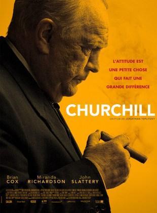 [Trailer] Churchill : Brian Cox en plein débarquement