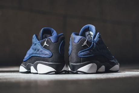 Air Jordan 13 Low Brave Blue