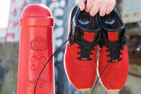Sneakerbass x KangaROOS Coil-R2