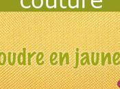 Participez challenge mois d'avril jupes #challengecoudreenjaune