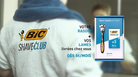 Le Bic Shave Club, la révolution est en marche !