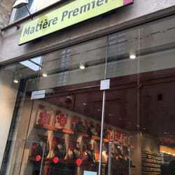 Matière Première, une boutique de référence