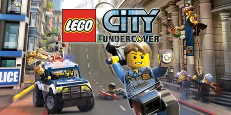 LEGO CITY UNDERCOVER – Trailer de lancement !
