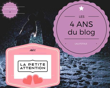 ❤️ 4 ans du blog ❤️  : Les amoureux, on demande votre ( Petite) Attention s'il vous plaît !