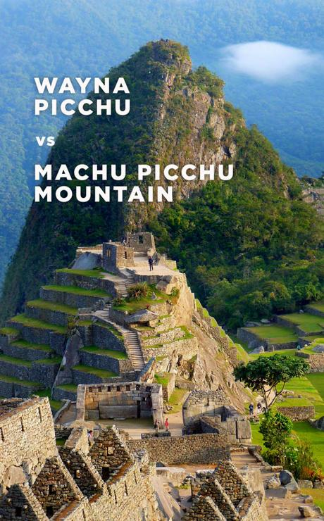 Huayna Picchu ou montagne Machu Picchu : Lequel choisir?