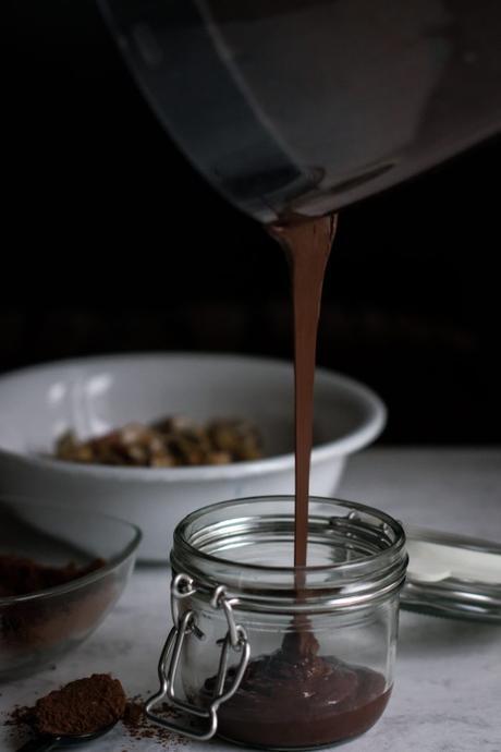 Beurre de Cacahuètes au Chocolat façon Snickers