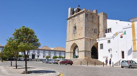 Cathédrale de Faro, Portugal