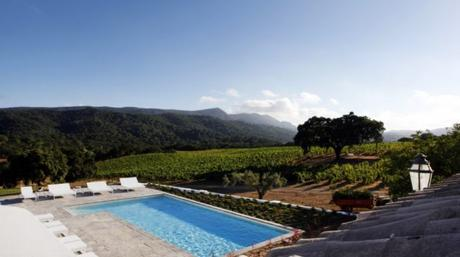 Casa Palmela - vue champêtre