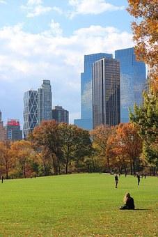 Central Park, New York, Manhattan, Prêt