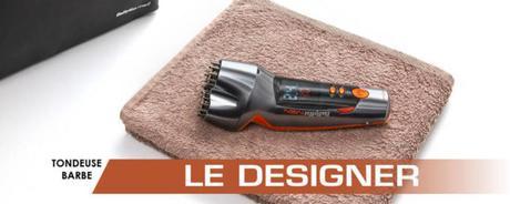 Nouvelle tondeuse barbe Le Designer de Babyliss for Men