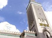 Dépaysement Grande Mosquée Paris