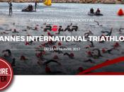 Cannes début d'année Triathlon