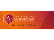 Pavillon lettres d'Afrique Premiers commentaires