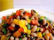 salade colorée mavromatika pour buffet vegan entre amis