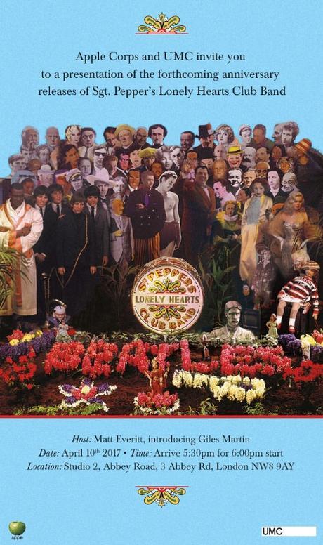Sgt. Pepper's : il y a eu une pré-écoute de l'album par la presse !