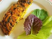 Tortilla verte (Oseille, Chénopode Bon-Henry, Egopode Origan sauvage)