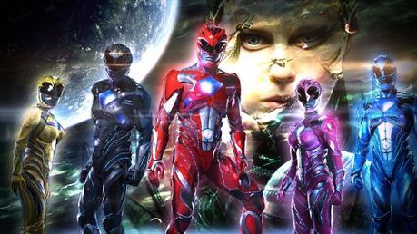 [Cinéma] Power Rangers : Une adaptation sympathique !