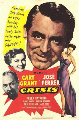 Cas de conscience - Crisis, Richard Brooks (1950)