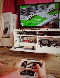 On sort la Maxi-NES