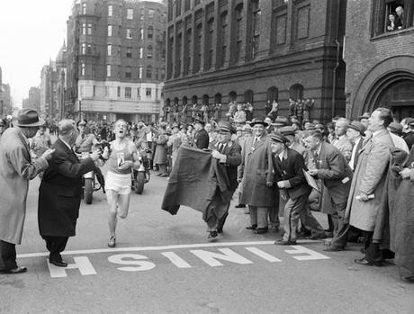 Le marathon de Boston est le plus ancien au monde