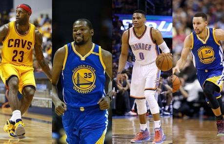 Quels sont les 15 meilleurs vendeurs de maillots en NBA?