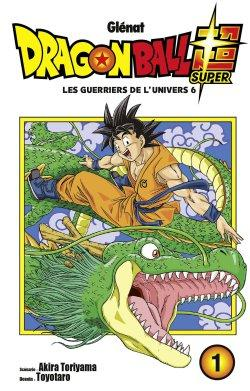 Dragon Ball Super Tome 1 de Toriyama & Toyotaro