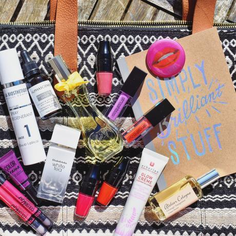 «Spring Flatlay» : mes posts beauté de la saison sur Instagram