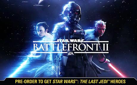 GAMING | Star Wars Battlefront 2 : Le trailer fuite, Darth Maul, Yoda, Rey et Kylo Ren confirmés !