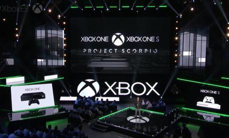 Xbox Scorpio : une puissance impressionnante
